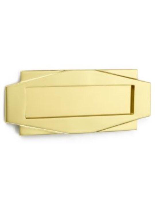 Croft Art Deco Letterplate
