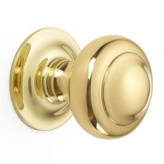 Croft Rounded Centre Door Knob