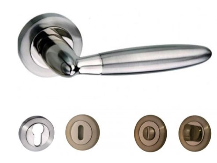 Gibraltar Lever Handles and Accessories CP