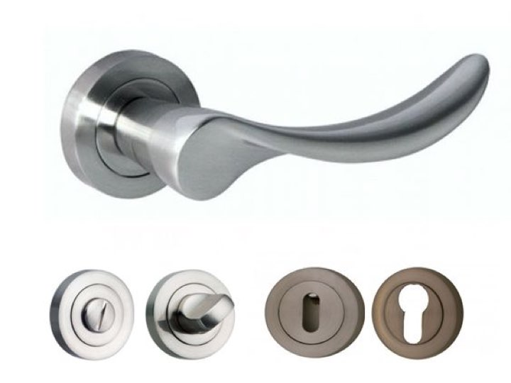 Malaga Lever Handles and Accessories SN