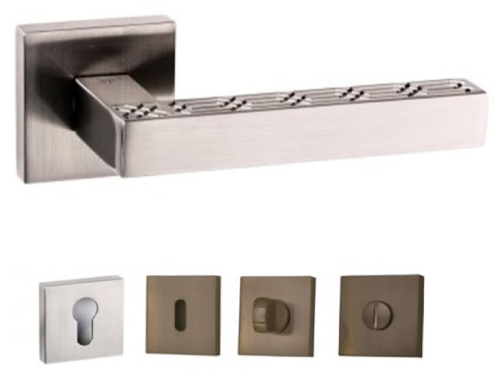 Pizzoni Lever Handles and Accessories SN