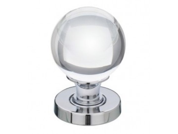 Glass Ball Door Knob