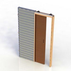 Hideaway Protek Pocket Door Kits
