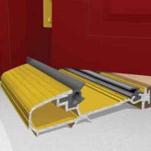 Mobility Door Sill 80/2