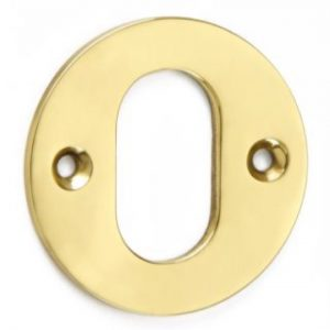Croft Round Escutcheon Oval Profile