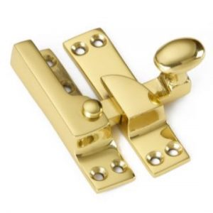 Croft 1762A Straight Arm Sash Fastener - Narrow Style