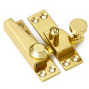 Croft 2825L Straight Arm Sash Fastener - Locking