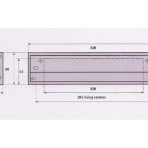 Security Letter Tidy With Integral Hood - G9522