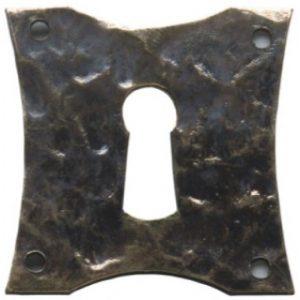 Hammered Escutcheon