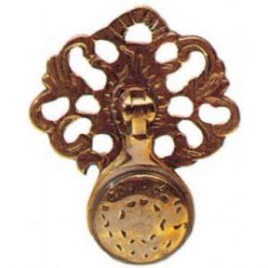 Engraved Drop Handle