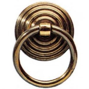 Traditional Brass Drop Handle