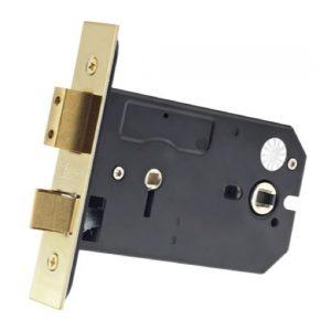 Horizontal Bathroom Lock- 127mm
