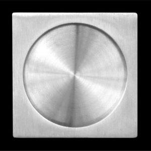 Square Stainless Steel Sliding Door Handle