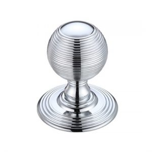 Ringed Mortice Knob 70mm