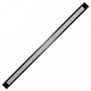 Black Aluminium Small/Medium Grill 288mm