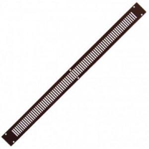 Brown Aluminium Small/Medium Grill 288mm