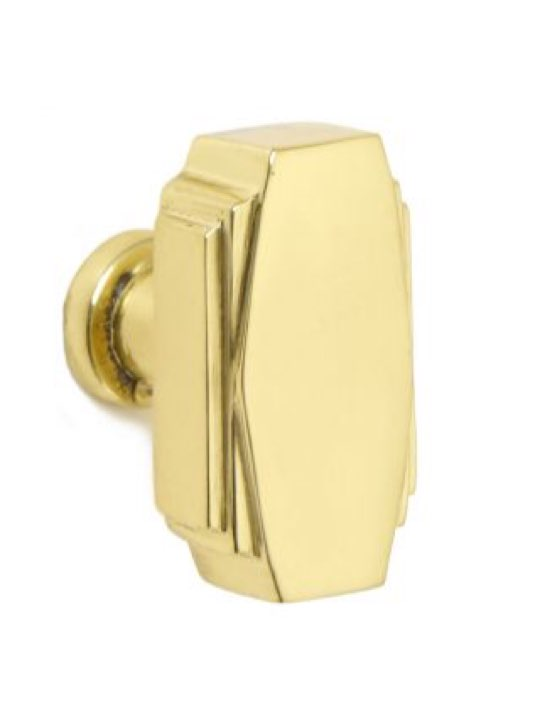 Croft Art Deco 32mm Cupboard Knob
