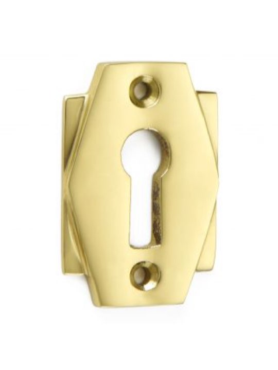 Croft Art Deco Escutcheon