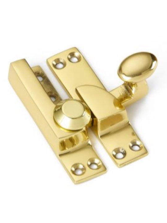 Croft Victorian Straight Arm Sash Fastener
