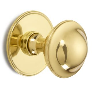 Croft Plain Round Centre Door Knob
