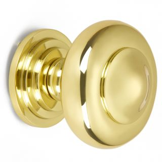 "Croft 4"" Round Centre Door Knob"