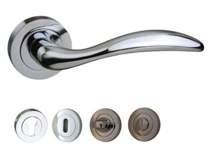 Ancon Lever Handles and Accessories CP