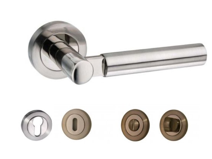 Palermo Lever Handles and Accessories SN/NP
