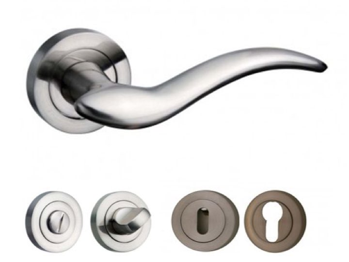 Barcelona Lever Handles and Accessories SN