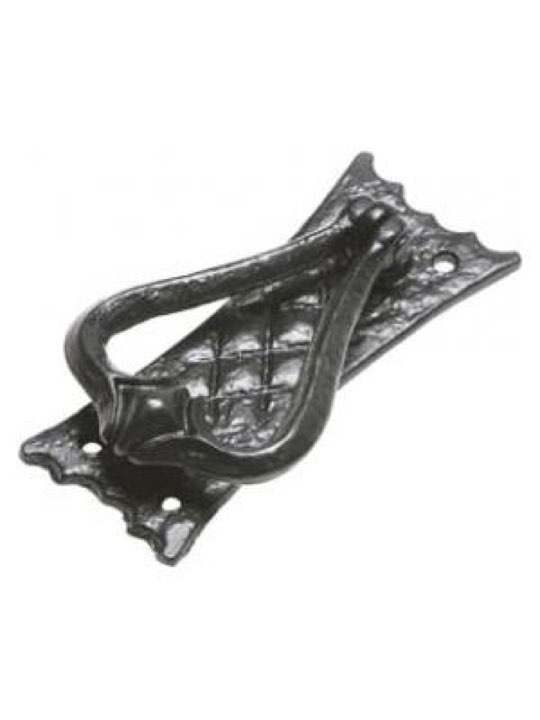 Kirkpatrick Door Knocker Antique Black 2629