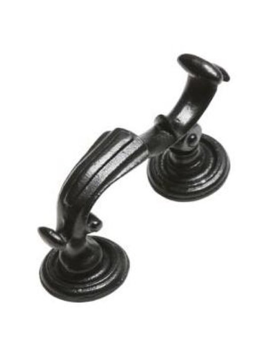 Kirkpatrick Door Knocker Antique Black 1005