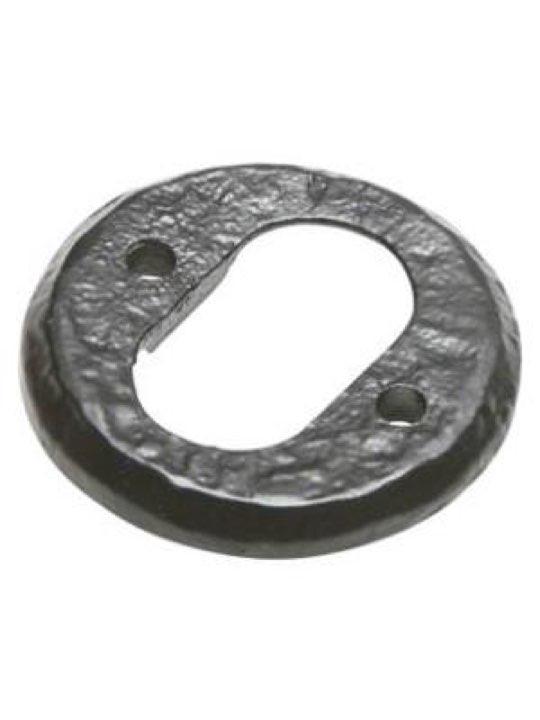 Kirkpatrick Antique Black Escutcheon 1402