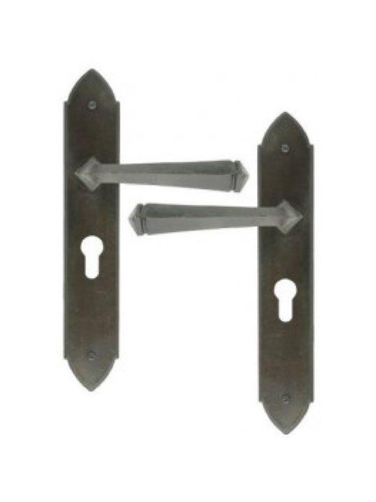 Gothic Euro Lock Set