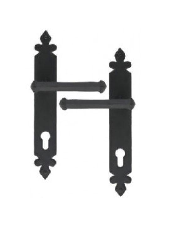 Tudor Lever Espag. Lock Set