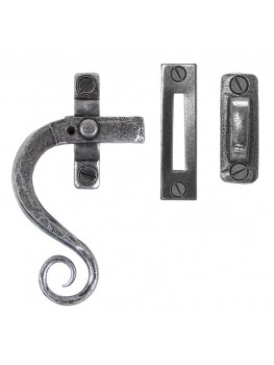 Monkeytail Fastener LH - Locking