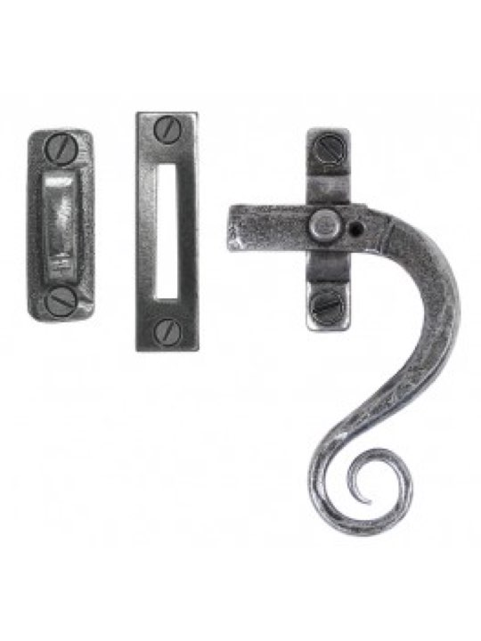 Monkeytail Fastener RH - Locking