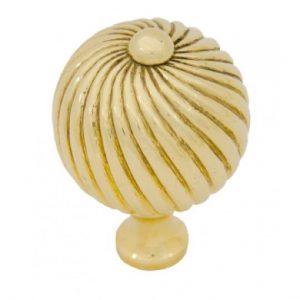 Spiral Cabinet Knob