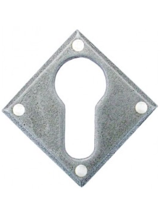 Diamond Euro Escutcheons