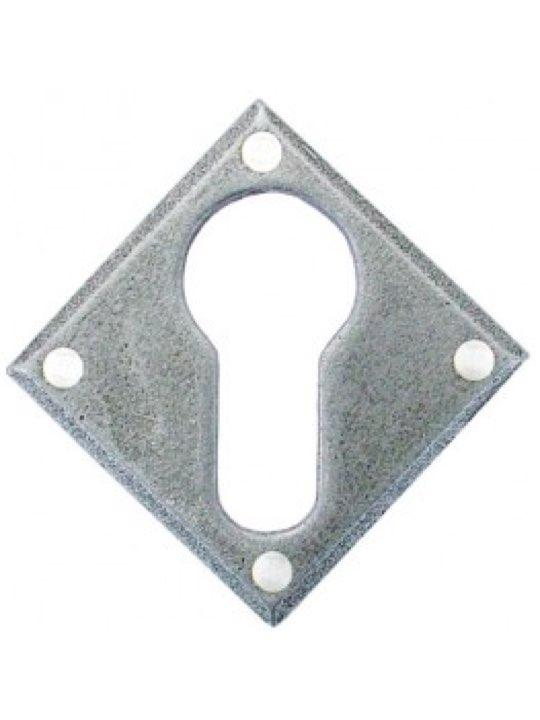 Diamond Euro Escutcheons