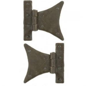 Half Butterfly Hinge - Small