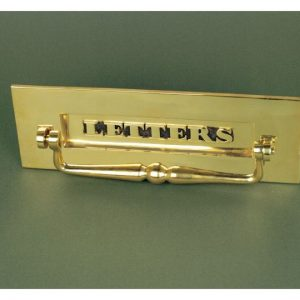 Classic Letterbox with Clapper