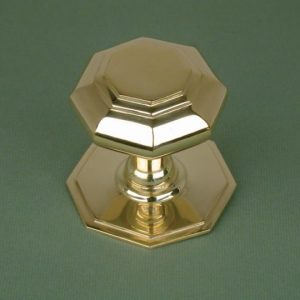 Small Octagonal Centre Knob