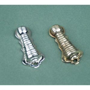 Large Reeded Escutcheon