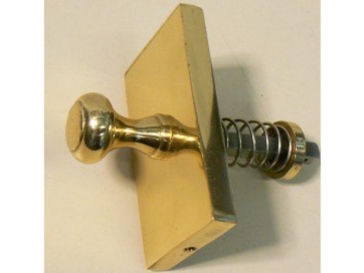 Brass Bell Pull