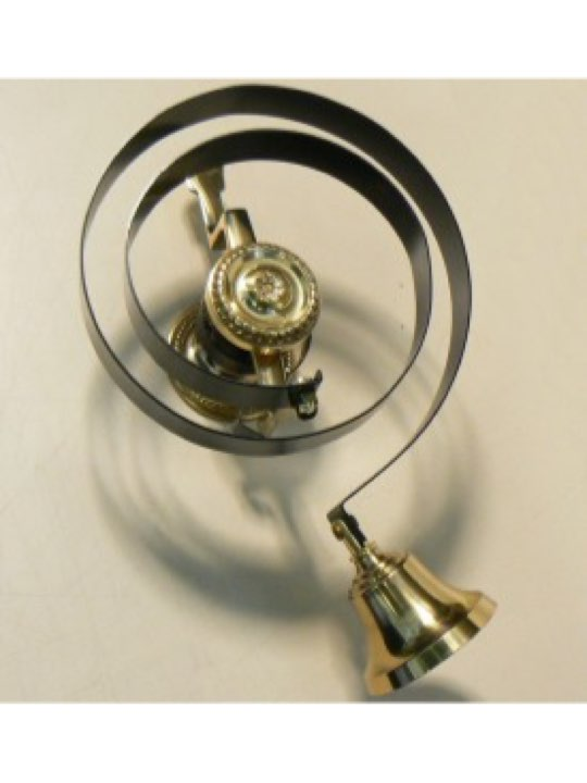 Wall Mounted Butlers Bell
