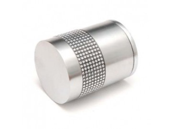 Swarovski Crystal Door Knob - Crystal Band