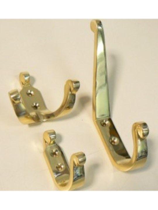 Tosca Hooks Brass