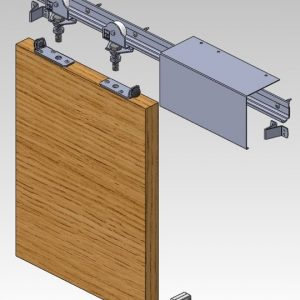 House One Sliding Door Gear