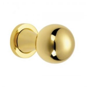 Croft 50mm Patterdale Mortice Knob