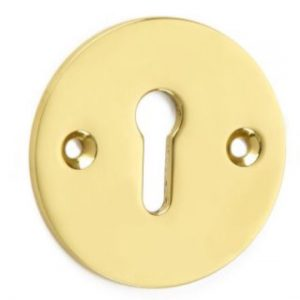 Croft Round Escutcheon