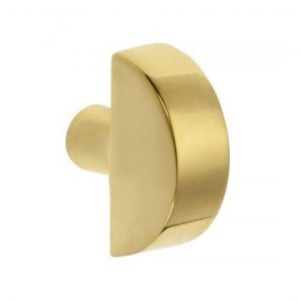 Croft Half Moon Cupboard Knob